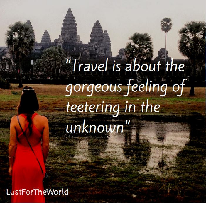 Cross Country Quotes >> Travel Quotes: The Most Inspiring Travel Quotes