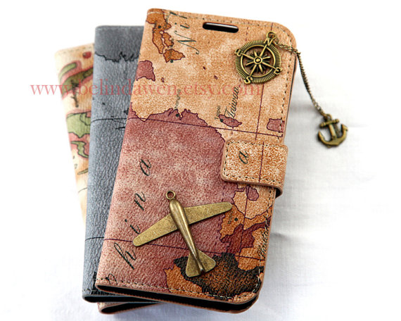 Travel items we love lust for the world vintage world map phone case travel items gumiabroncs Choice Image