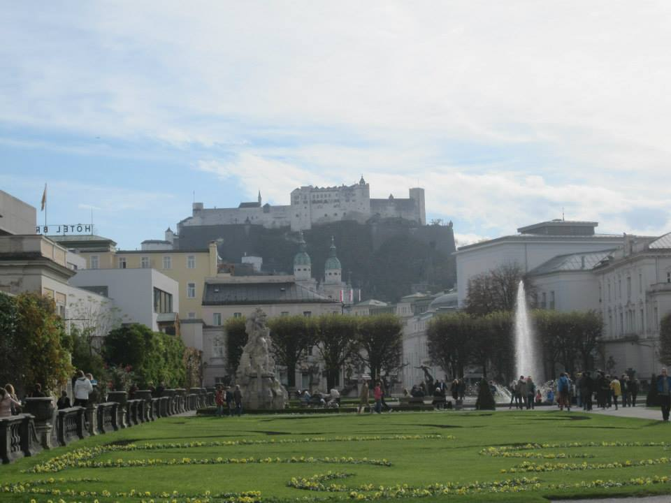 reasons to visit munich germany: Salzburg, Austria is in close proximity