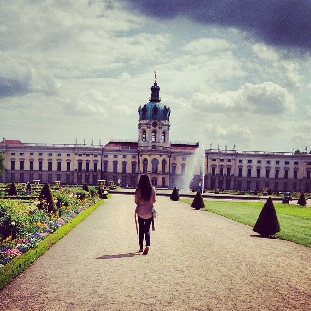 Charlottenburg Palace: things to do in berlin