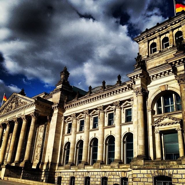 The Reichstag: Things to do in Berlin