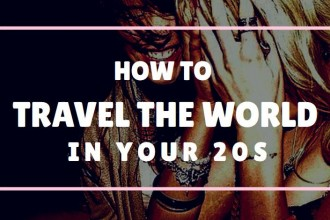 travel in your 20s