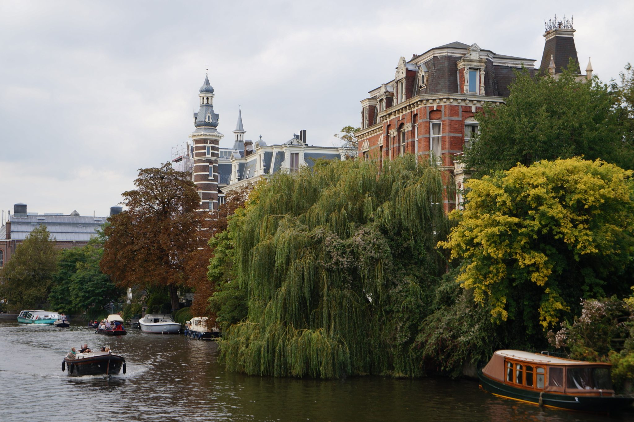So  What is Amsterdam Really Like? - Lust for the World