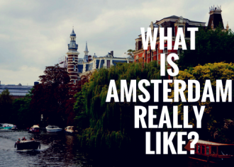 what is amsterdam like