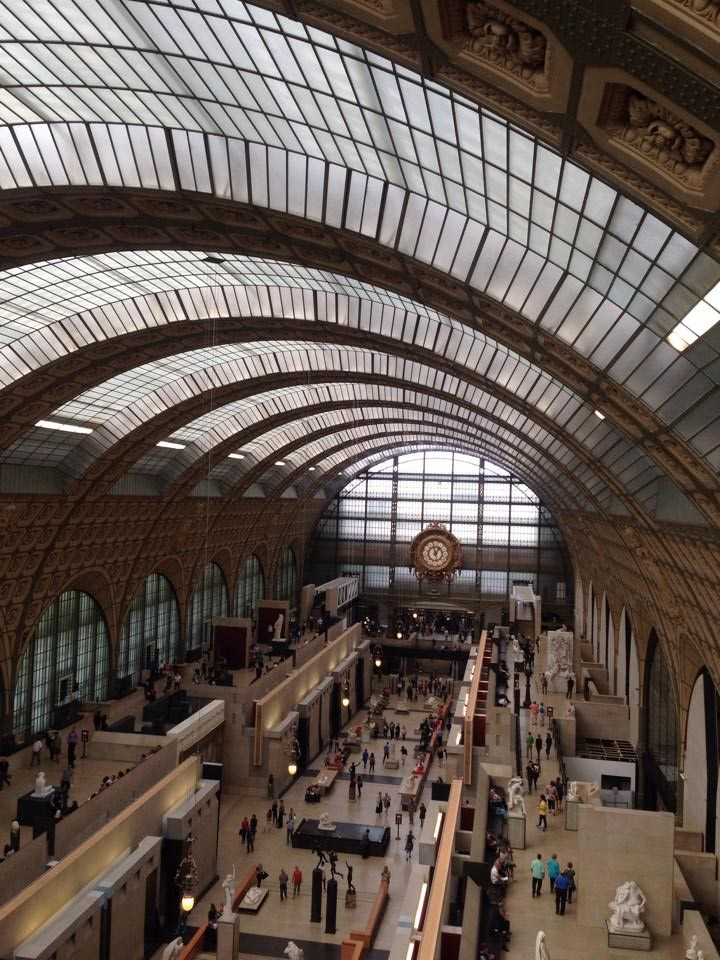 The Orsay Museum: long weekend in paris
