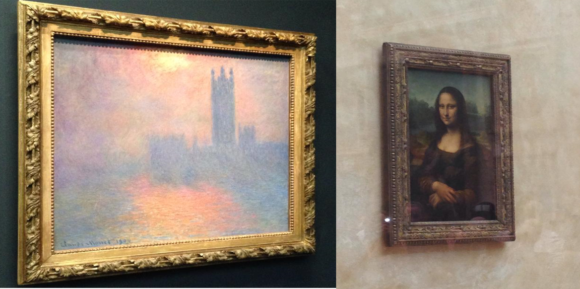 Orsay vs. Louvre: weekend in paris