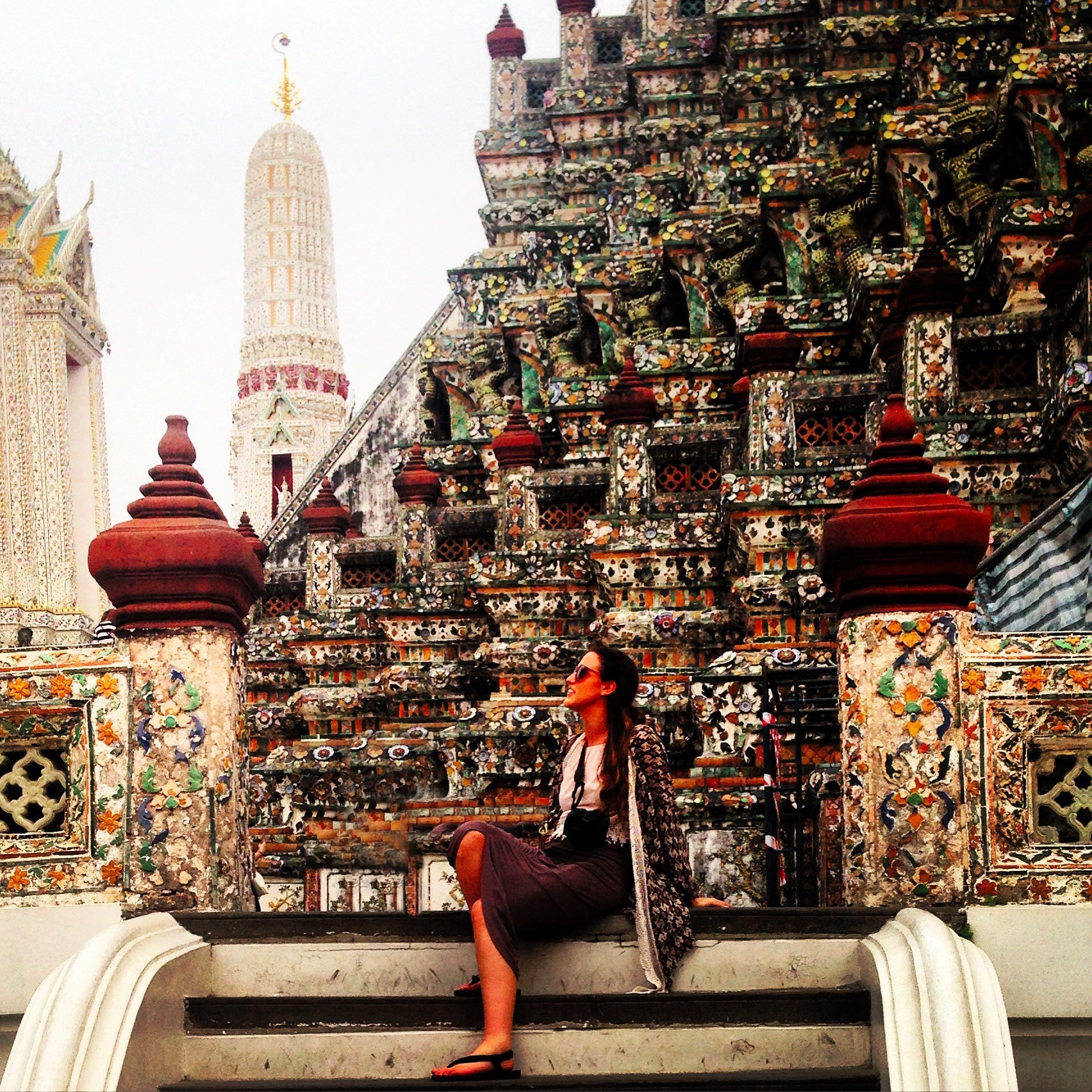 2 Days In Bangkok Wat Arun