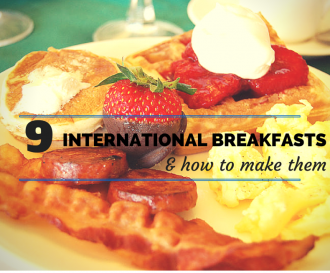 international breakfasts