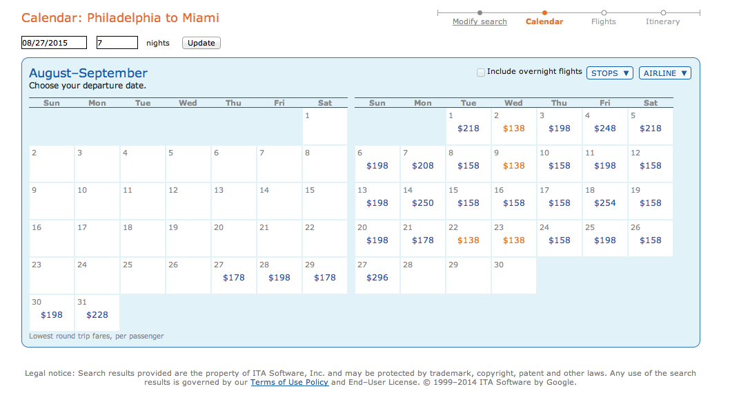 cheapest flights: how to book the cheapest airfare