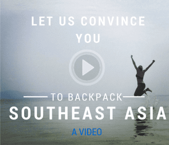 BACKPACK SOUTHEAST ASIA
