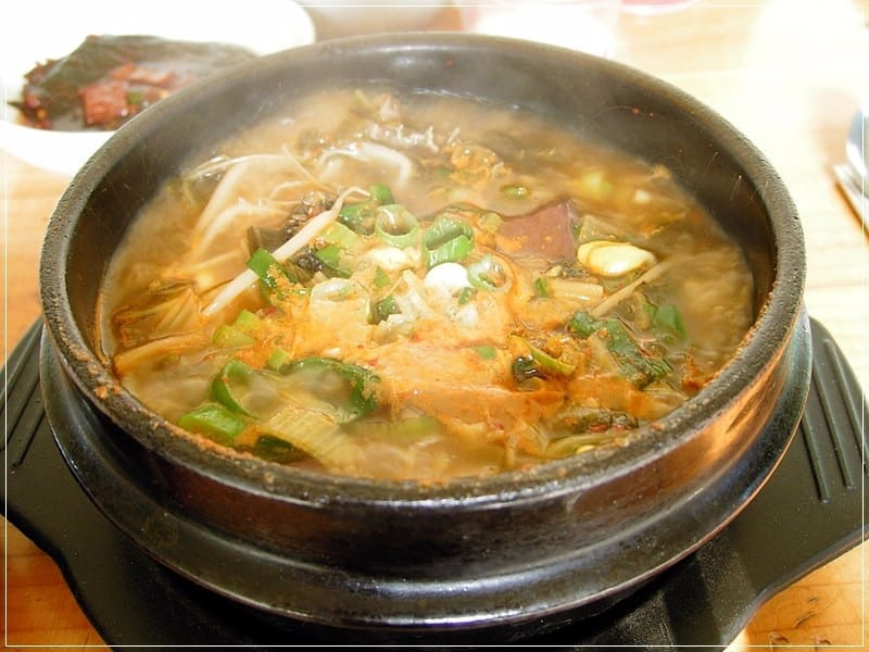foods in seoul
