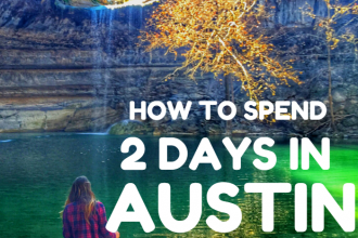 how to spend 2 days in austin
