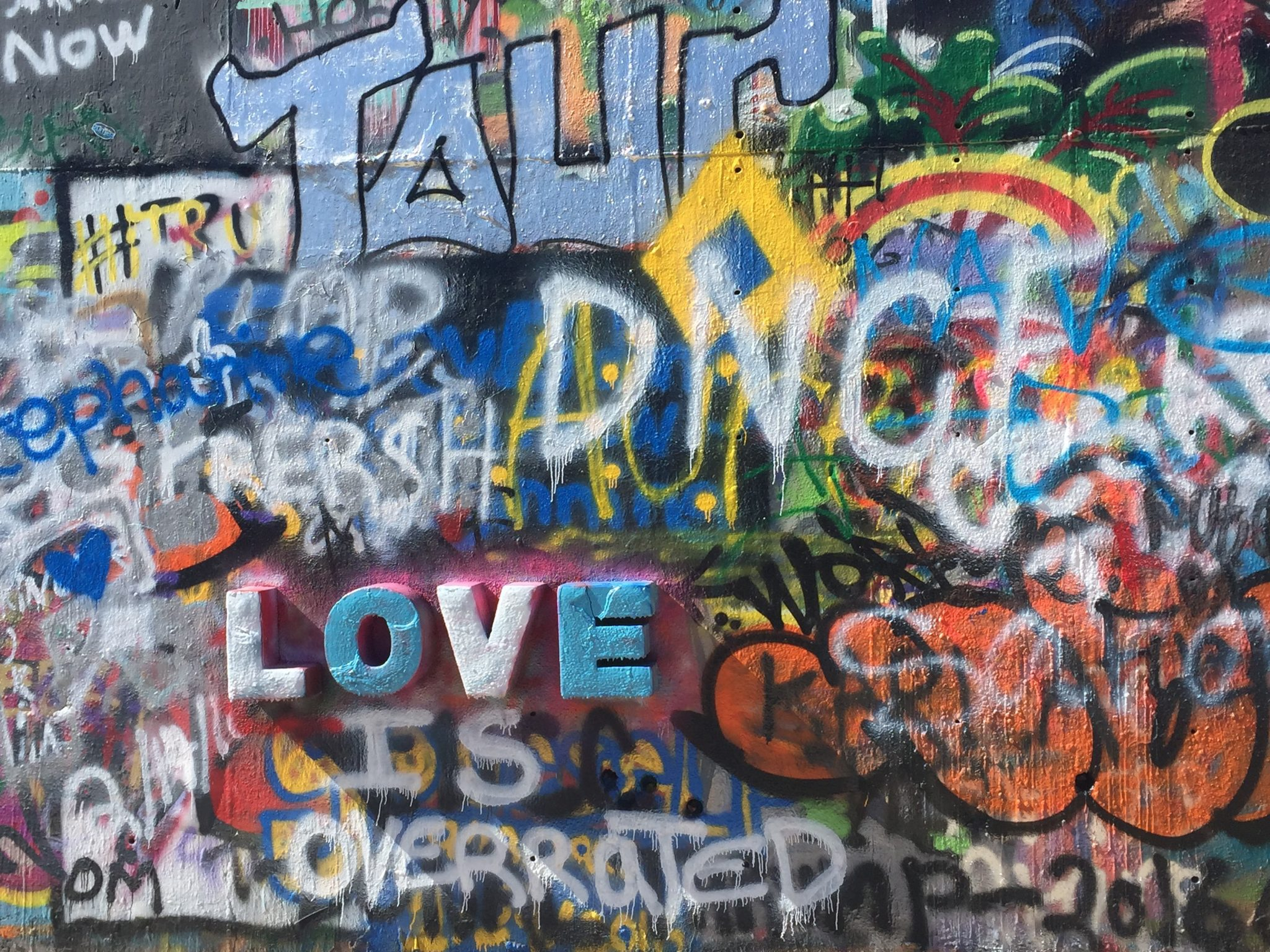 Writings on the Wall: A Collection of Quotes on Bathroom Walls, Colorful Streets, & Other Random Places Part II