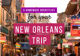 bucket list for new orleans