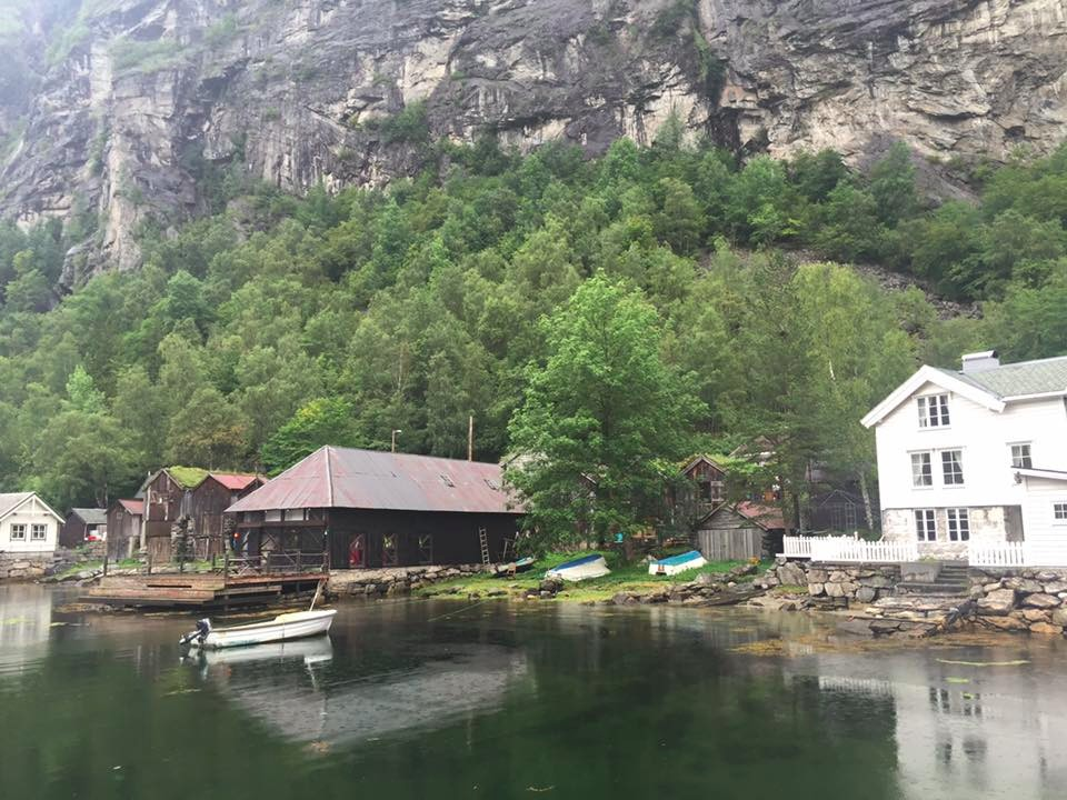 1 week in norway itinerary