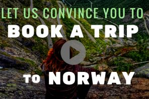 Let Us Convince You To Book A Trip to Norway: A Video