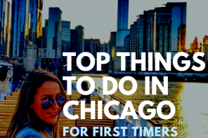 Top Things to do in Chicago if You're A First Timer