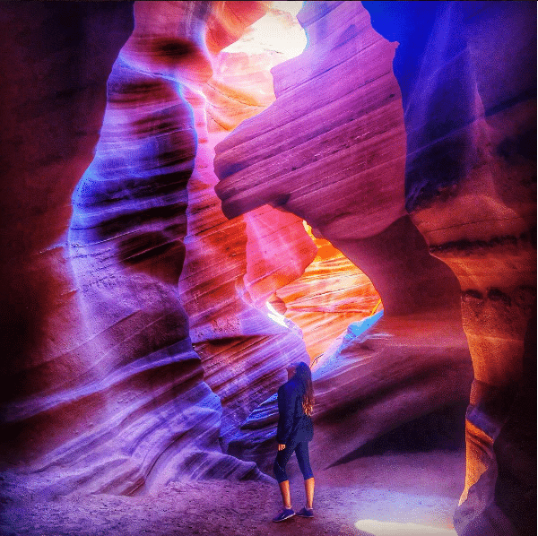 How To Visit Antelope Canyon: lower antelope canyon
