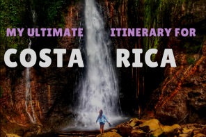 My Ultimate Costa Rica Itinerary: 10 Days in Costa