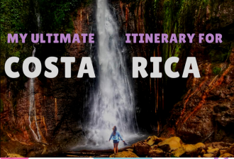 costa rica itinerary 10 days