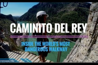 Hiking Caminito Del Rey: A Video