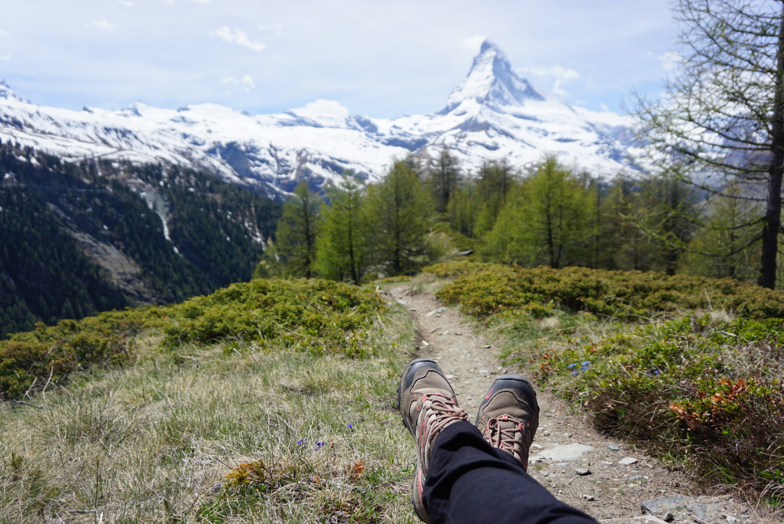 things to do in Zermatt during the summer