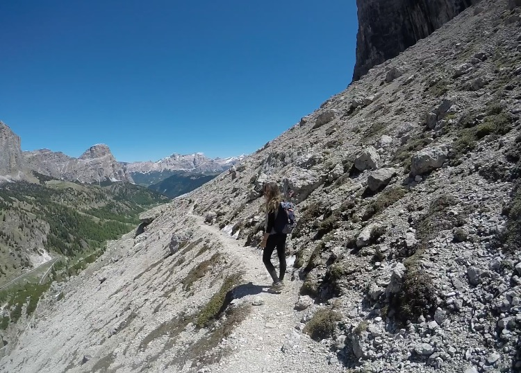 south tyrol italy: hiking the dolomites