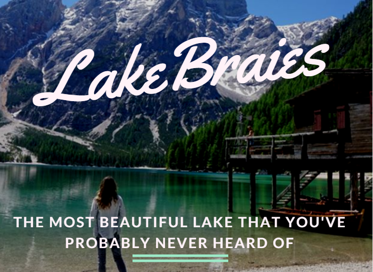 Lake Braies The Most Beautiful Lake That You 39 Ve Probably Never Heard Of Lust For The World